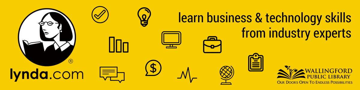 Lynda.com - Learn business & technology skills from industry experts