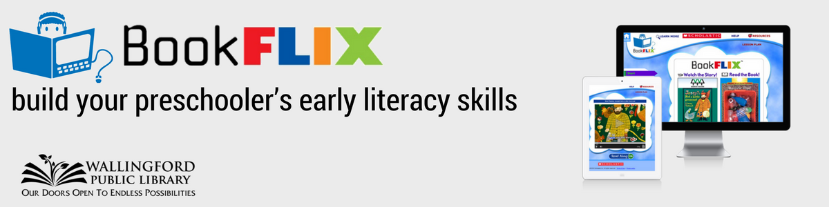 Bookflix: Build your preschooler's early literacy skills